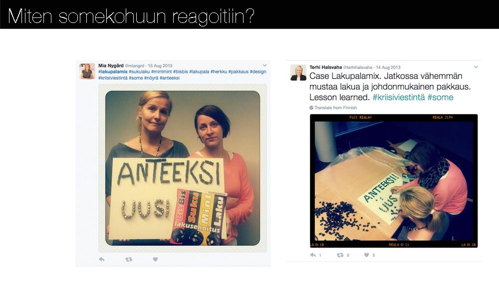 Case Cloetta Laukupalamix