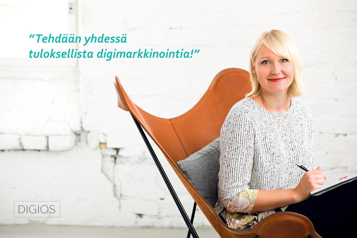 Digios - Maria Sillanpää