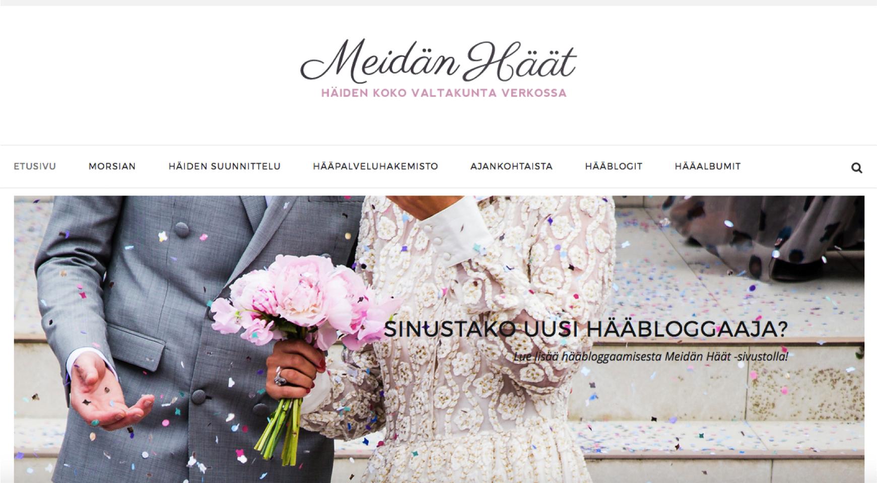 Meidanhaat.fi sivustouudistus