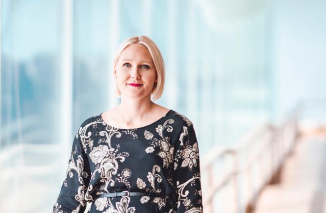 Maria Sillanpää, toimitusjohtaja, Bonfire Agency